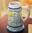 2000 Avon Bald Eagle Stein/Tankard by Tom O'Brien